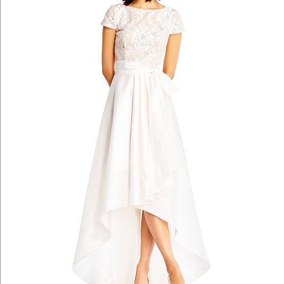 Adrianna Papell Dresses | Wedding Dress Nwt | Poshmark